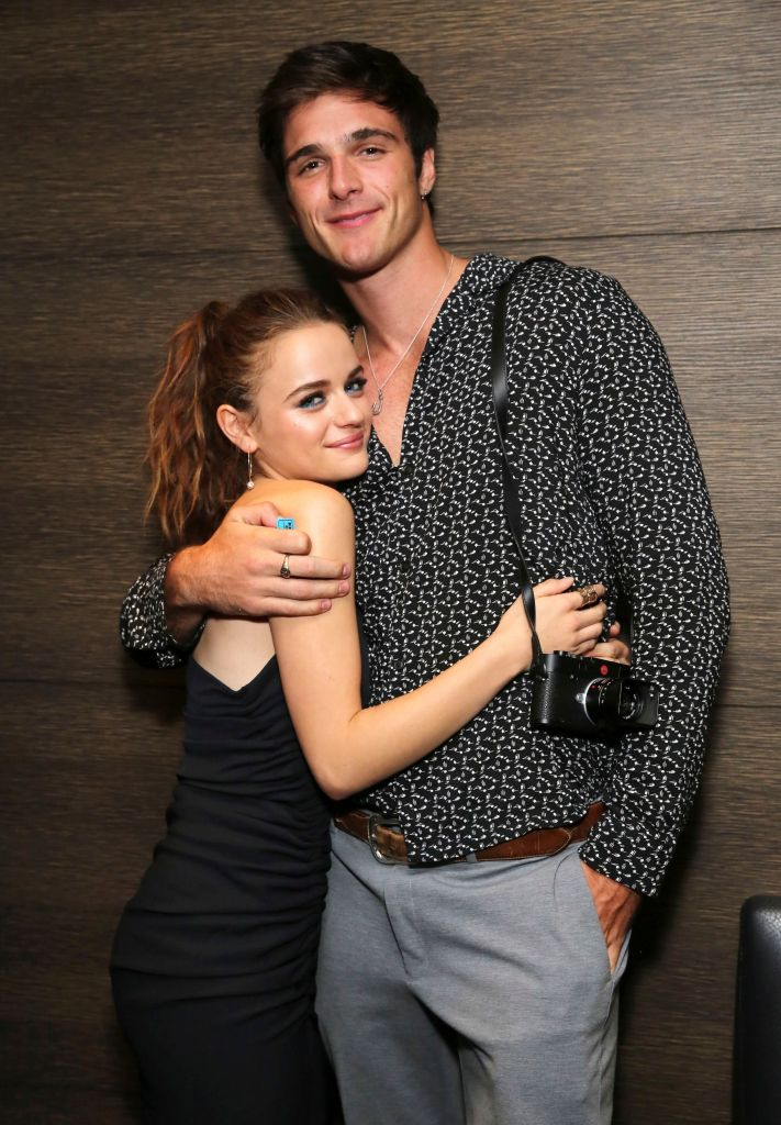 Kissing Booth Costars Joey King and Jacob Elordi Hugging While Dating Before Split