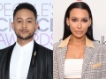 tahj mowry naya rivera dated tribute