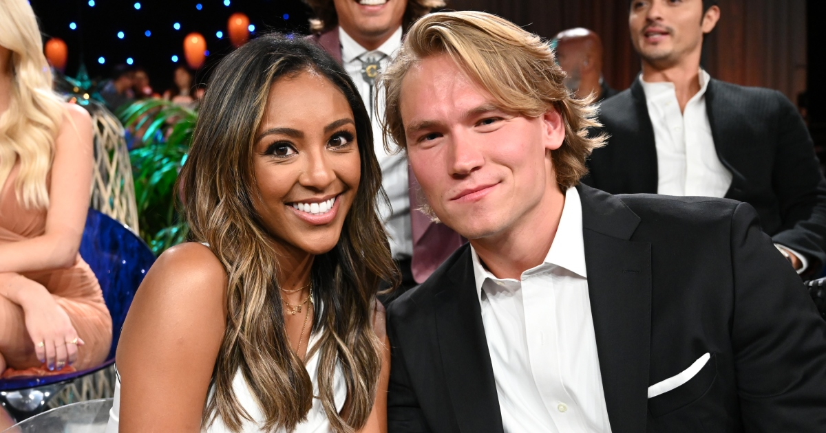 Tayshia Adams' Ex John Paul Jones Reacts to Her as Bachelorette