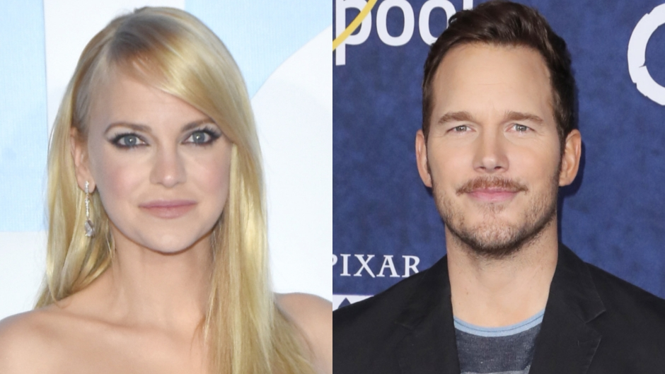 Anna Faris Looks Forward to Meeting Chris Pratt's Newborn Daughter