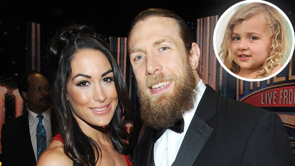 Brie Bella and Daniel Bryan's Daughter Birdie Was Upset About Having a Brother But Now She Loves Him