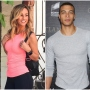 Clare Crawley 'Reached Out' to Fiance Dale Moss Before Bachelorette Clare Crawley Wears Pink Tank Top and Leggings Dale Wears Grey Sweater
