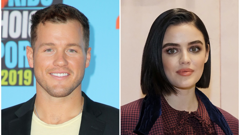 Colton Underwood Is 'Happily Single' After Lucy Hale Dating Rumors
