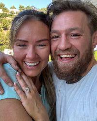 Conor McGregor Engaged