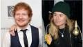 Ed Sheeran's Wife Cherry Seaborn Gives Birth to Baby No. 1