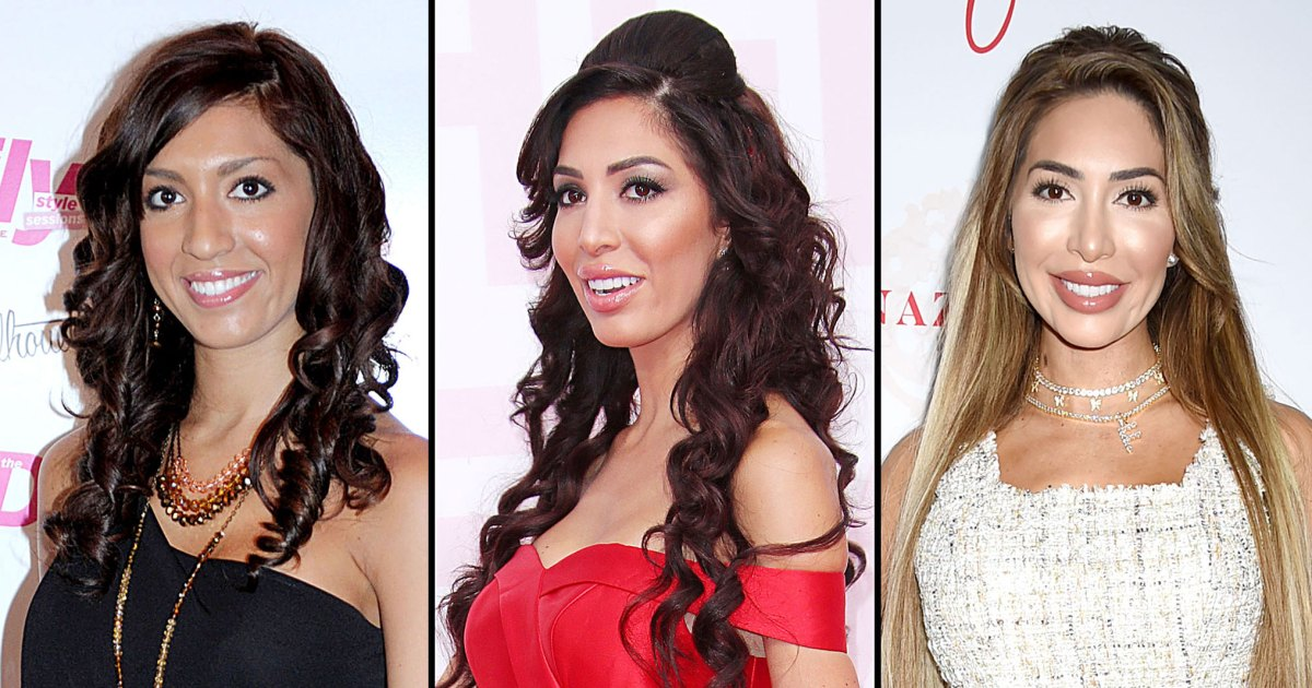 Farrah Abraham Young to Now: See the 'Teen Mom' Alum's Transformation