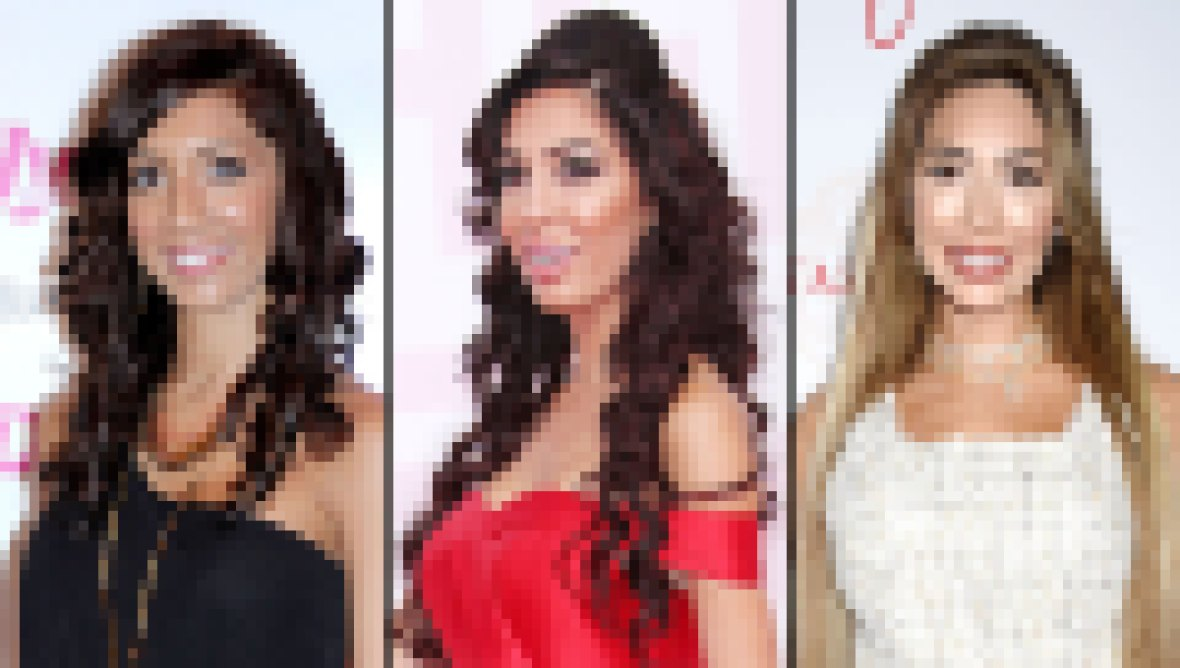 Farrah Abraham Plastic Surgery Transformation
