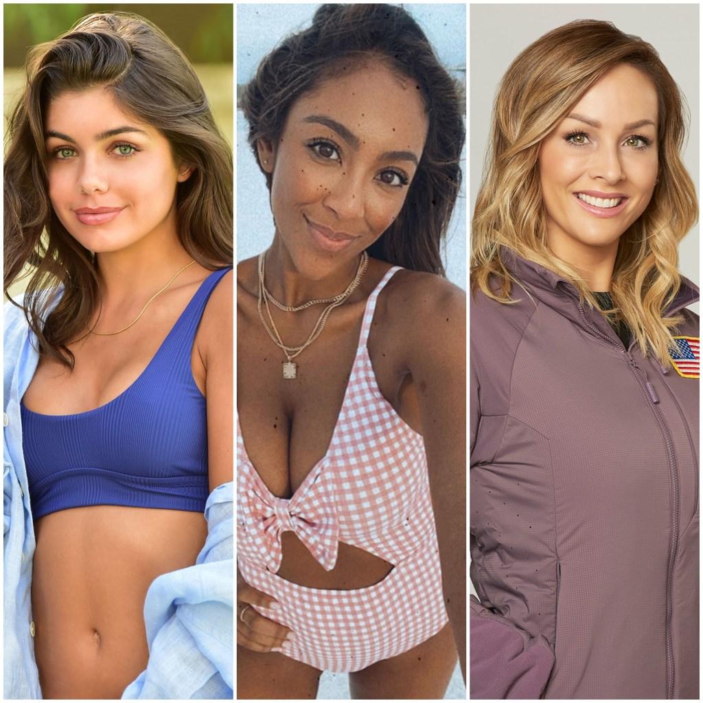 Hannah Ann Visits 'Bachelorette' Set Amid Tayshia Stepping in for Clare