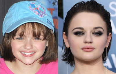 JOEY-king-transformation-then-vs-now