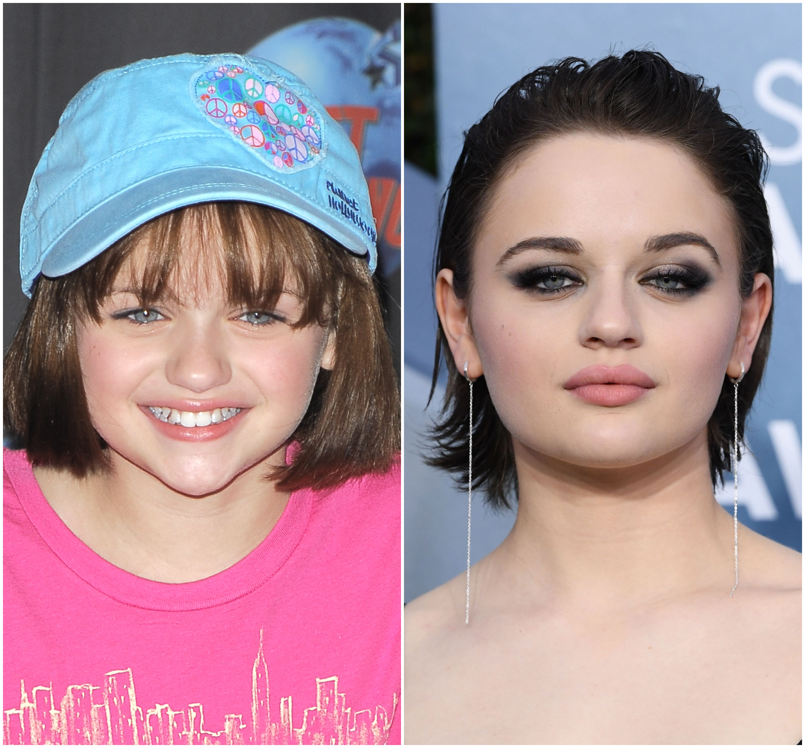 Joey King Young Vs Now See Photos Of The Actress Transformation