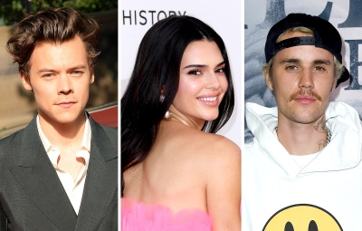 Kendall Jenner dating history Justin Bieber Harry Styles