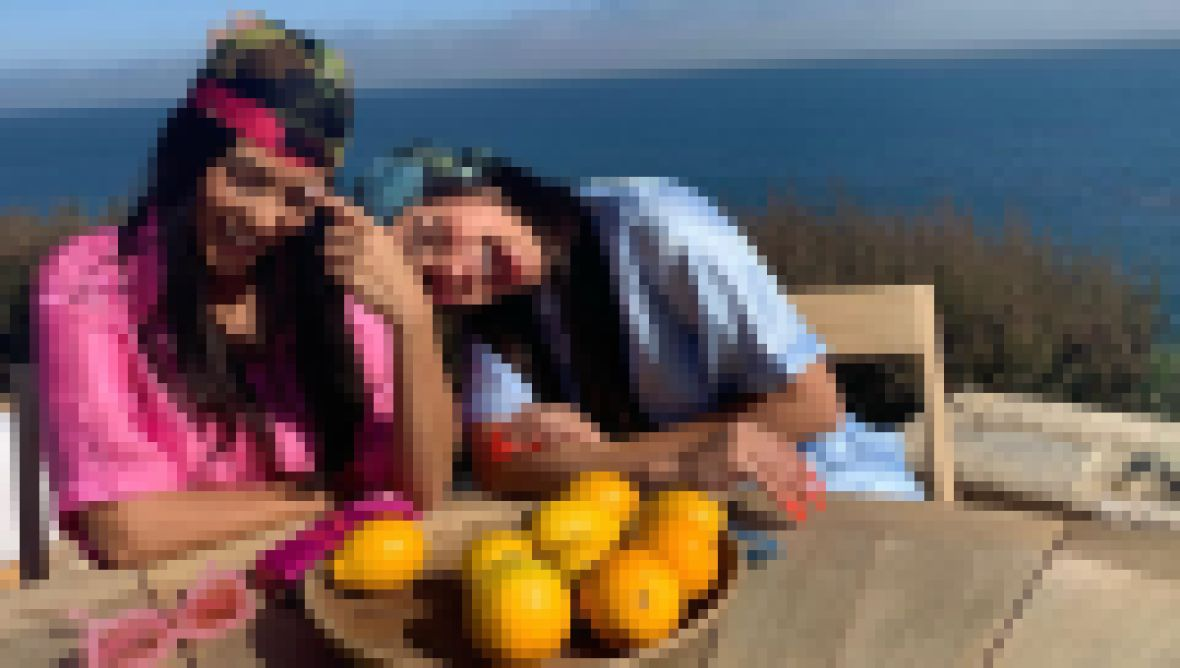 Kourtney Kardashian and Addison Rae Cutest Friendship Photos So Far