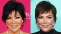 Kris Jenner Transformation Then vs. Now Photos