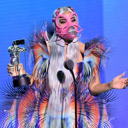 Lady Gaga 2020 MTV Video Music Awards