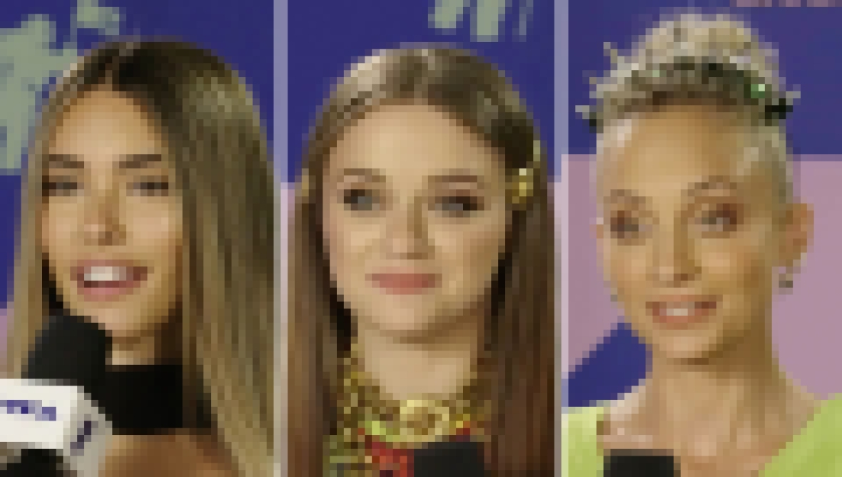 SIde-by-Side Photos of Madsion Beer, Joey King, Nicole RIchie