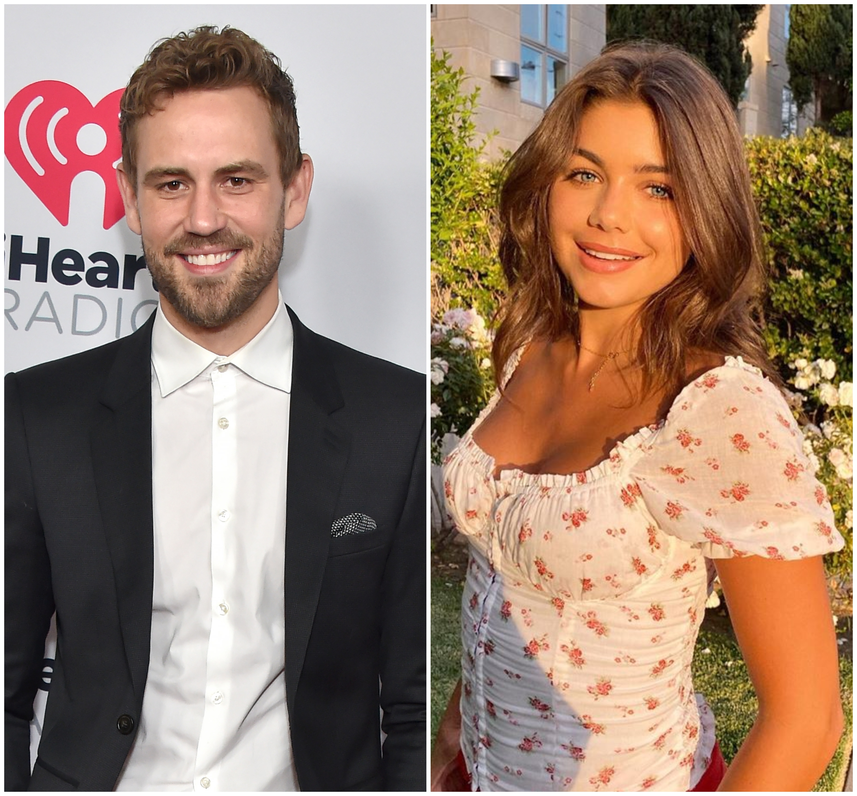 Bachelor nick dating from The Bachelorette: