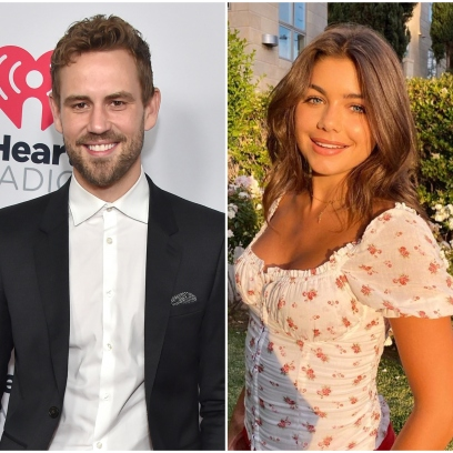Nick Viall Reacts to Hannah Ann Sluss Dating Rumors_ She's 'a Friend'
