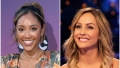 Bachelor Leaves Clue Tayshia Adams Replacing Clare Crawly Bachelorette