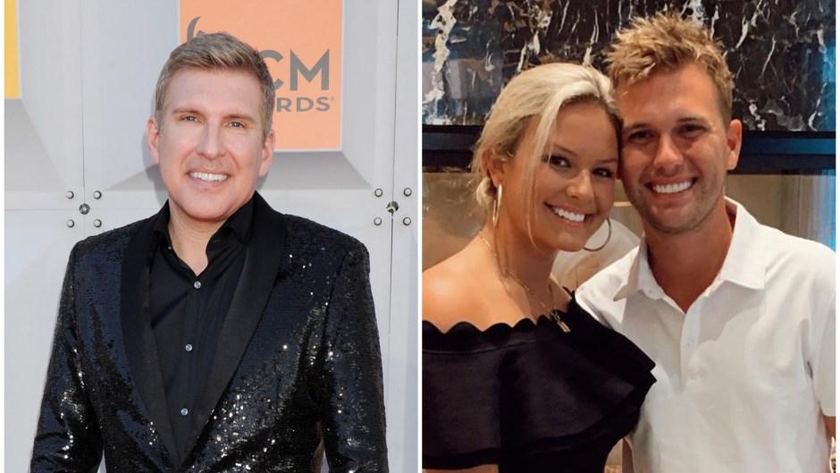Todd Chrisley Is 'Grateful' Son Chase Found Girlfriend Emmy