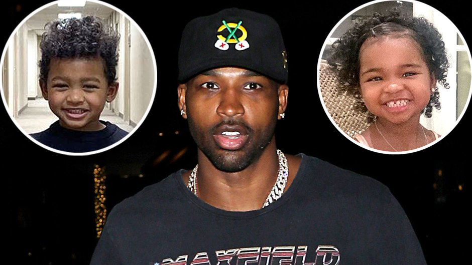 Tristan Thompson Is Crazy About His Kids Inside His Relationships With True Prince