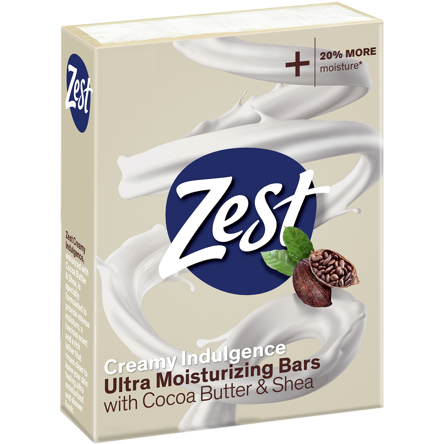 Zest Cocoa Butter Bars