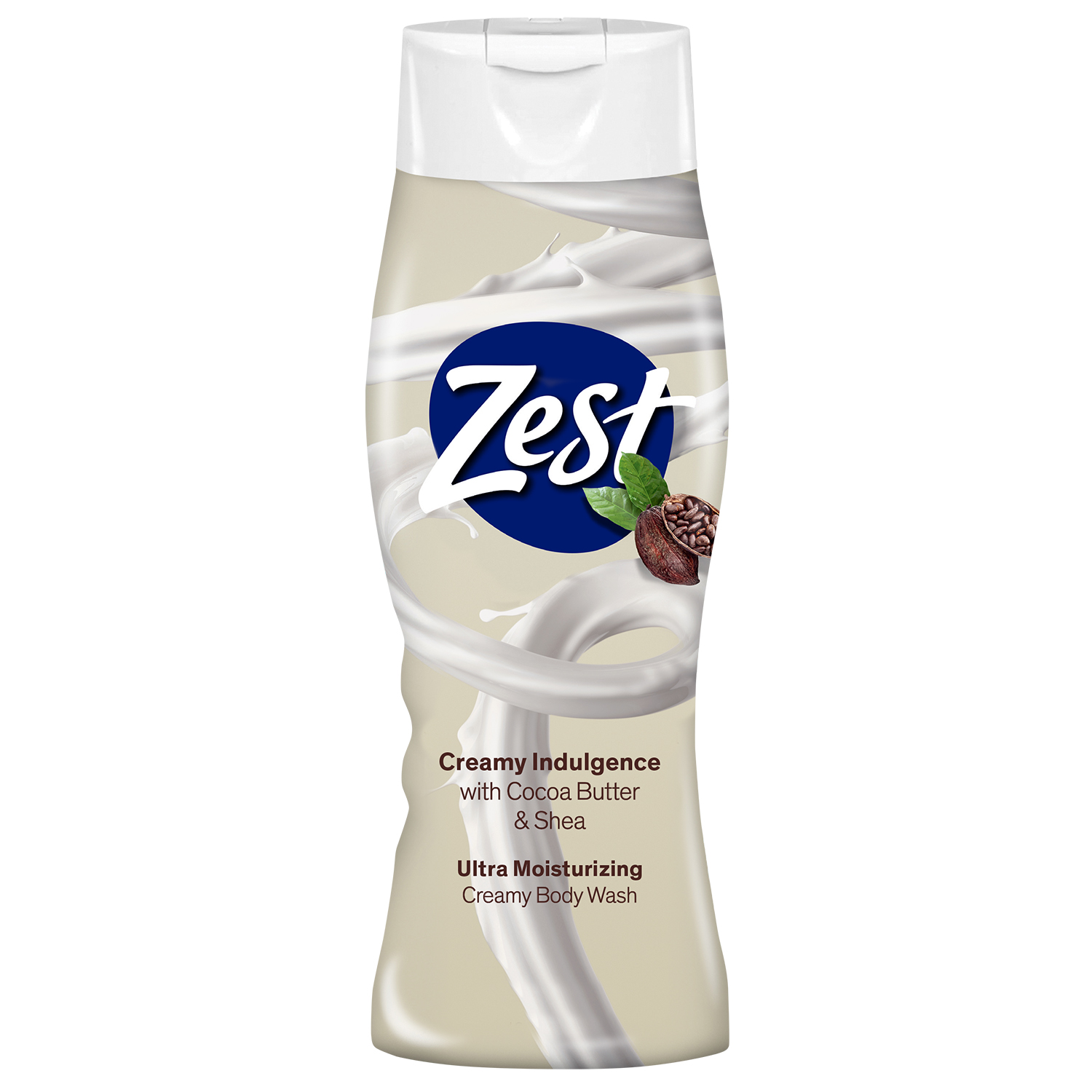 Zest Cocoa Butter Body Wash