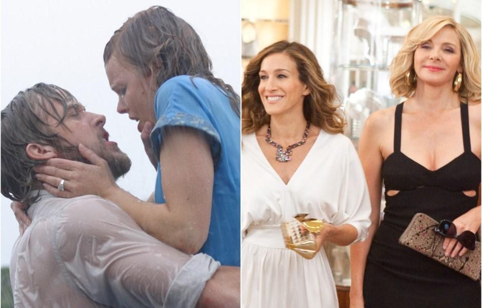 celeb-costars-who-hated-each-other-irl-feature-ryan-gosling-rachel-mcadams-sarah-jessica-parker-kim-cattrall