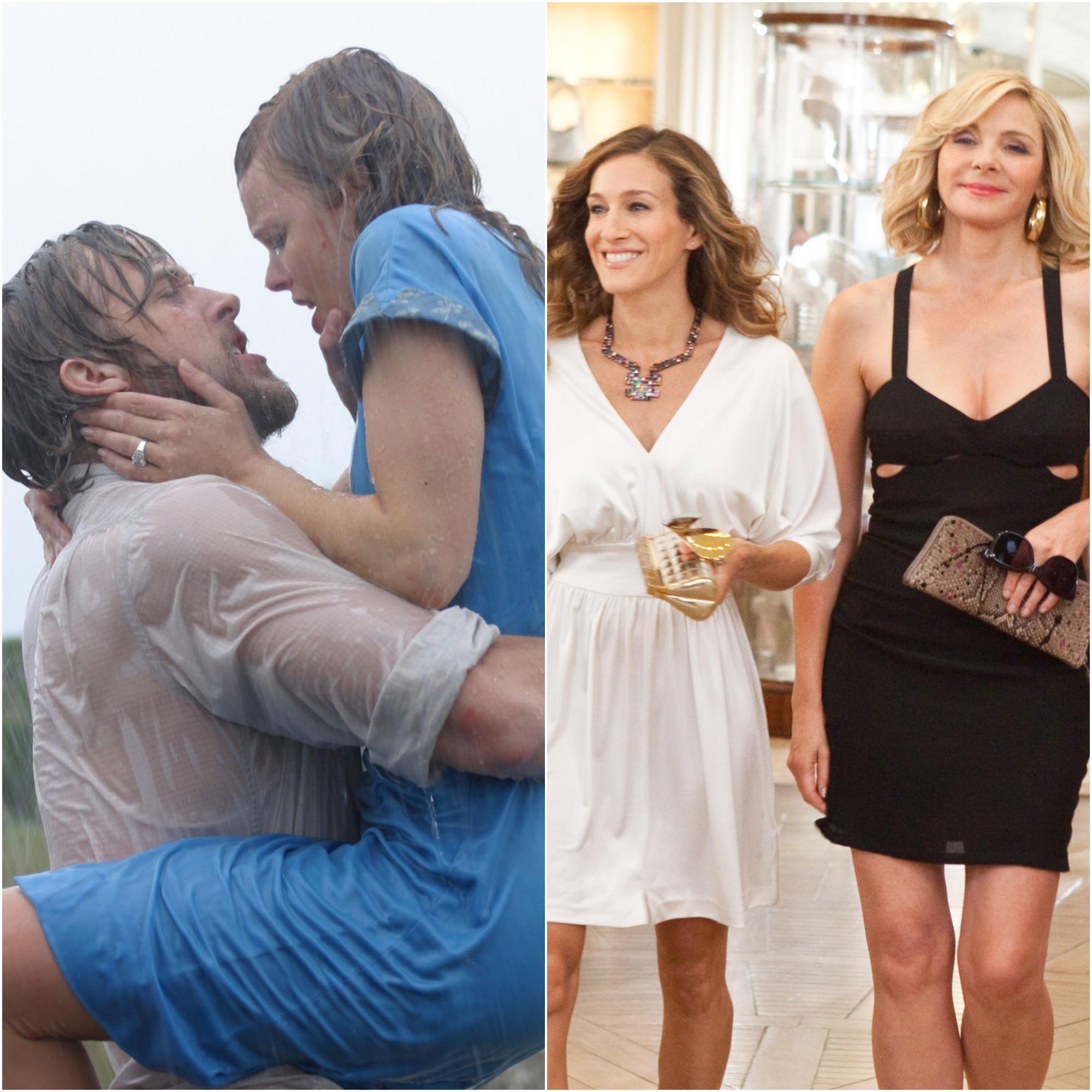 Ryan rachel gosling and mcadams Rachel McAdams