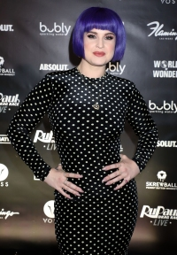kelly osbourne celebrities who are vegan