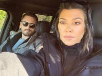 Scott Disick Flirts With Kourtney Kardashian Over Swimsuit Photo