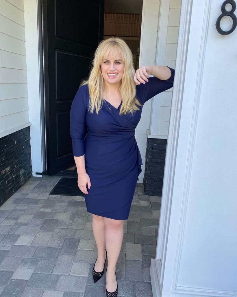 What Is Rebel Wilson's Weight Loss Goal? Get Update on Journey