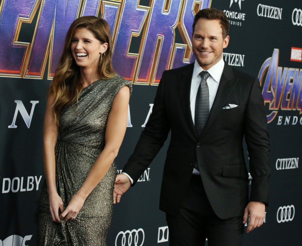 Chris Pratt and Katherine Schwarzenegger Reveal Their Baby Girl's Name