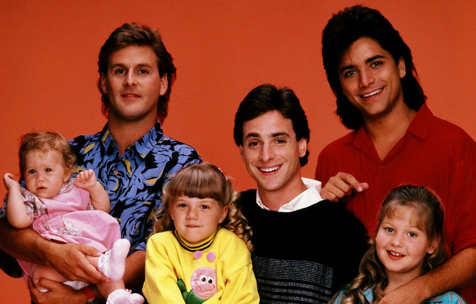 Full House Cast Then and Now