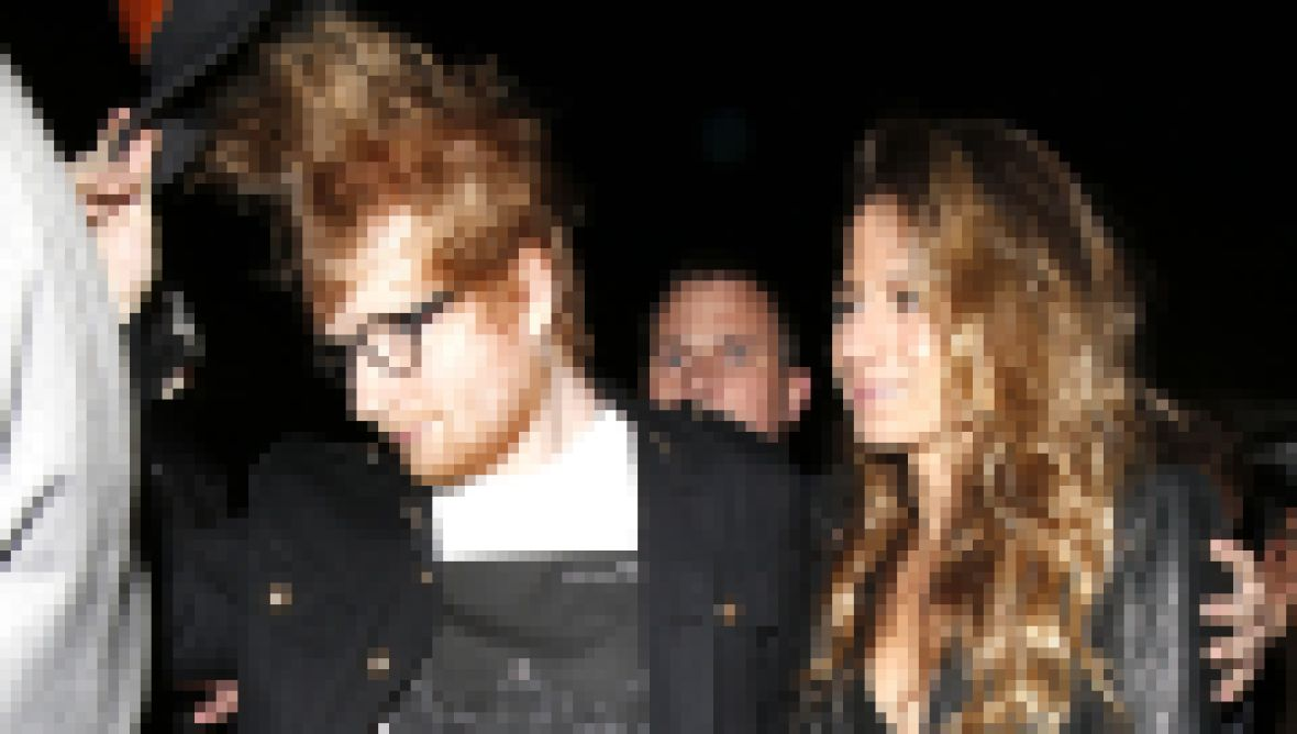 Ed Sheeran and Cherry Seaborn Give Birth to Daughter Lyra