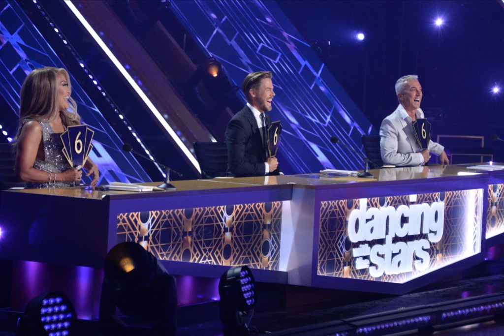 Where Is Len Goodman on DWTS? Derek Hough Joins Judges