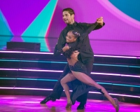 Dancing with the Stars Week 1 Scores Dances Costumes SKAI JACKSON, ALAN BERSTEN