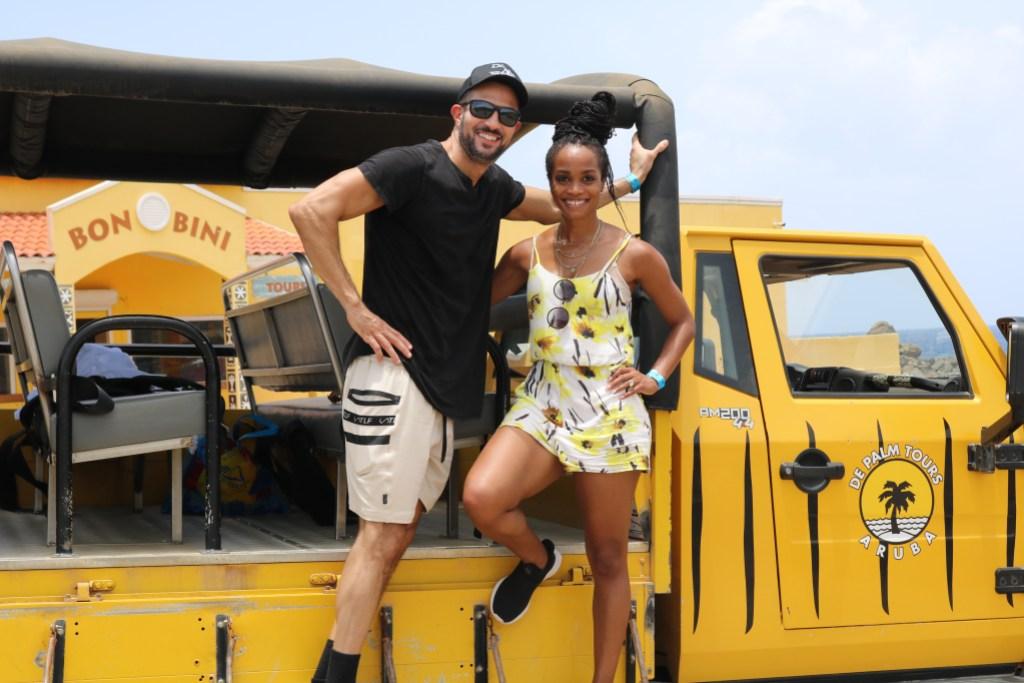 Rachel Lindsay Bryan Abasolo Aruba Vacation Honeymoon