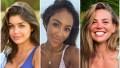 Bachelor Nation Stars in Bikinis Hannah Ann Tayshia Hannah Brown