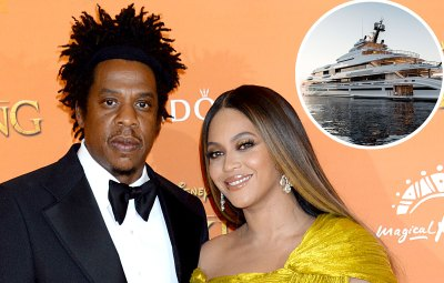 Beyonce Jay-Z Are on a Dreamy Yacht Vacation