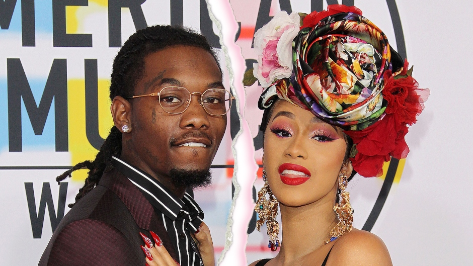 Cardi B and Offset file for divorce