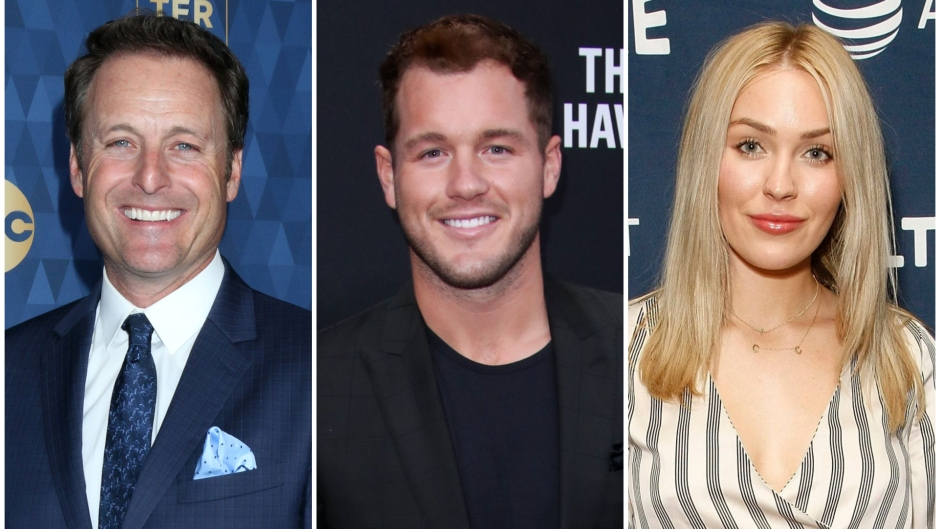 Chris Harrison Reacts to Colton and Cassie Restraining Order