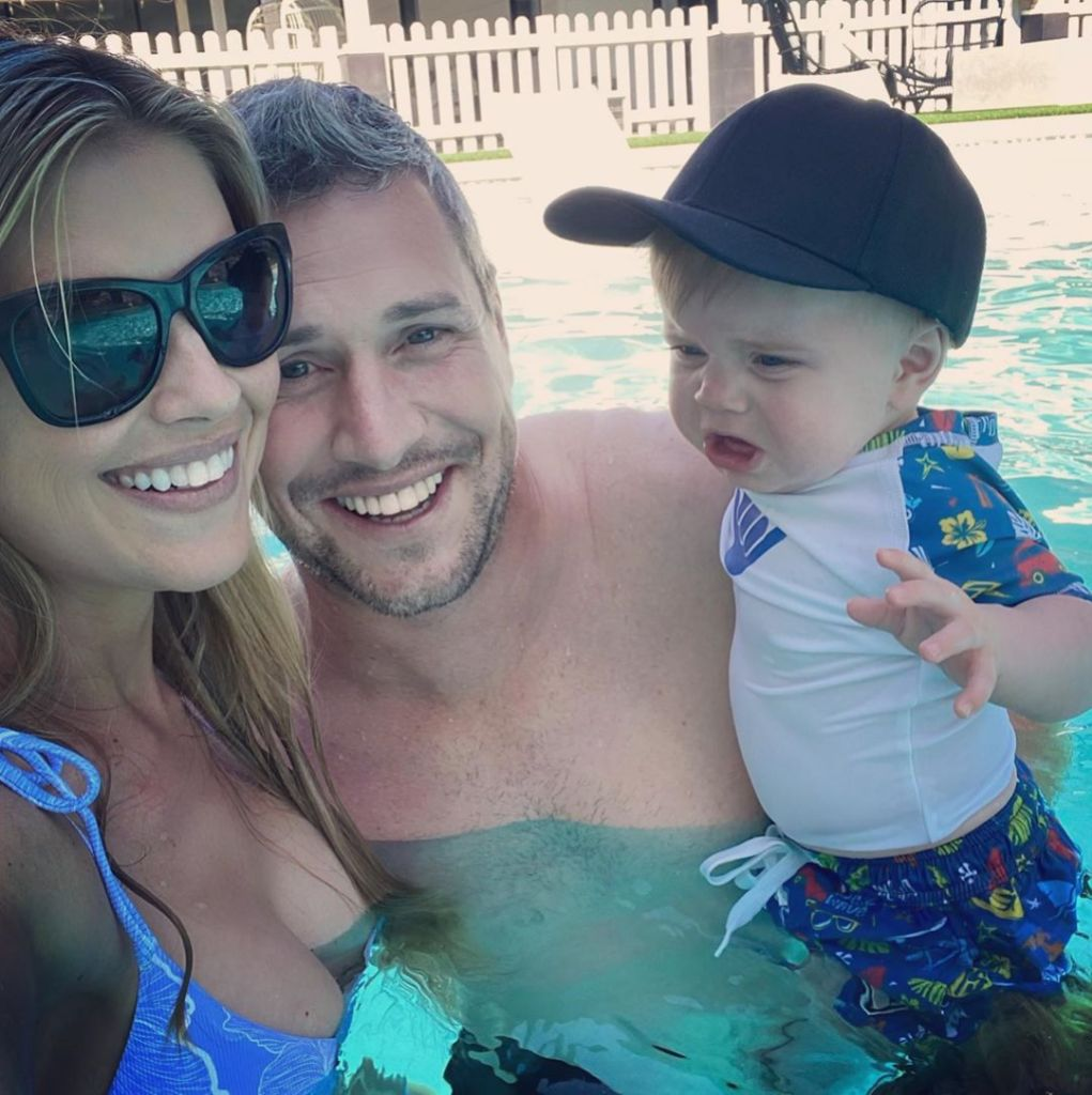 Christina and Ant Anstead Kids