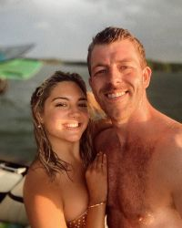 Love Is Blind's Damian Powers and Giannina Gibelli's Cutest Photos