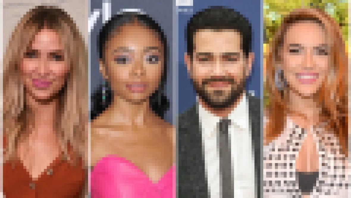 Dancing With the Stars Season 29 Cast Kaitlyn Bristowe Skai Jackson Jesse Metcalfe Chrishell Stause