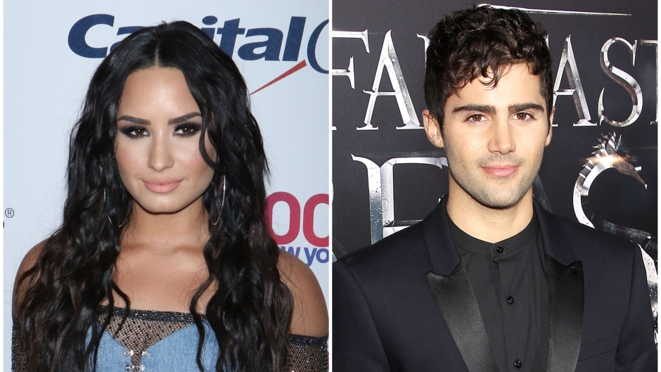 Demi Lovato Posts Message About 'Healing' Following Max Split