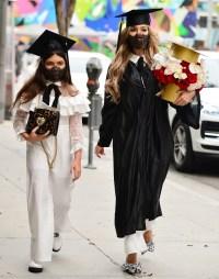 Farrah Abraham Celebrates Film School Graduation in LA