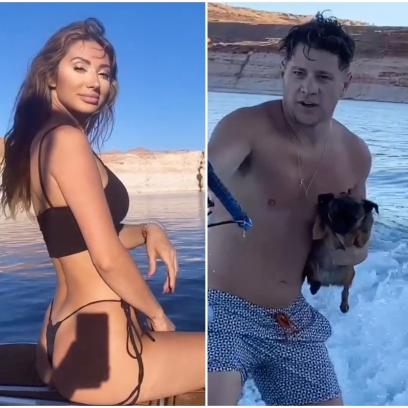 Francesca Farago and Jef Holm Go on Sexy Vacation Amid Dating News