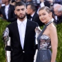 Gigi Hadid Gives Birth Welcomes 1st Child With Zayn Malik