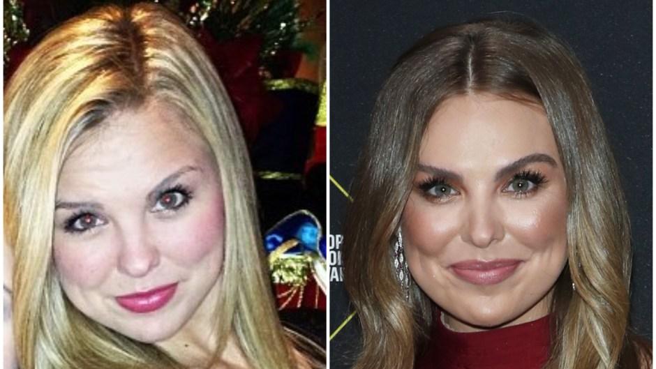 Hannah Brown Transformation