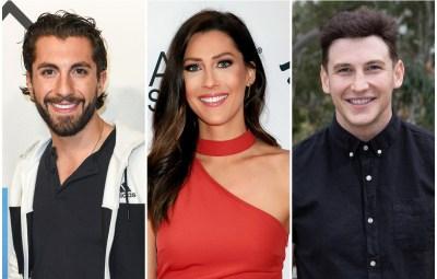 Jason Tartick Teases Bachelorette Exes Becca and Blake Reuniting